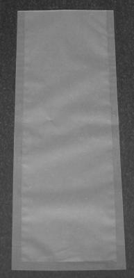 Вакуумный пакет 110×320 мм ПЭТ/ПЕ 72 мкм