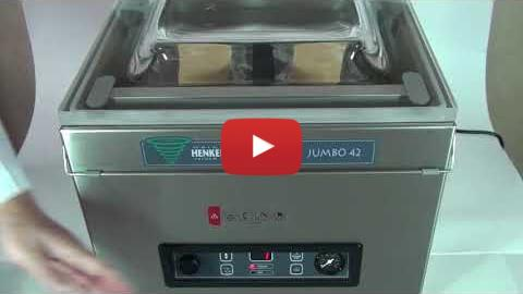 Embedded thumbnail for Вакуумная упаковка сыра Сулугуни половинками