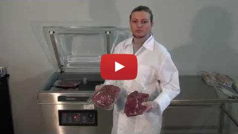 Embedded thumbnail for Вакуумная упаковка мяса 4 пакета