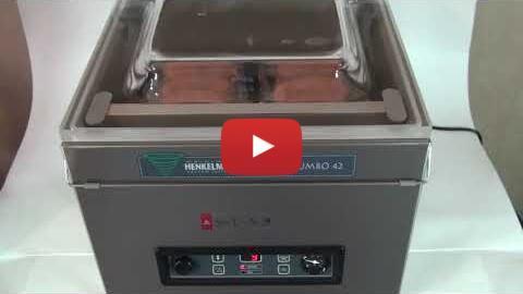 Embedded thumbnail for Вакуумная упаковка сарделек в вакуумные пакеты