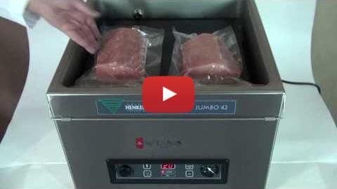Embedded thumbnail for Вакуумная упаковка свежего мяса