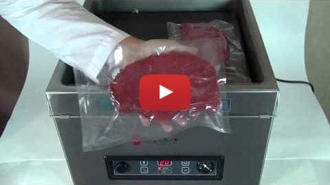 Embedded thumbnail for Вакуумная упаковка свежих мясных стейков